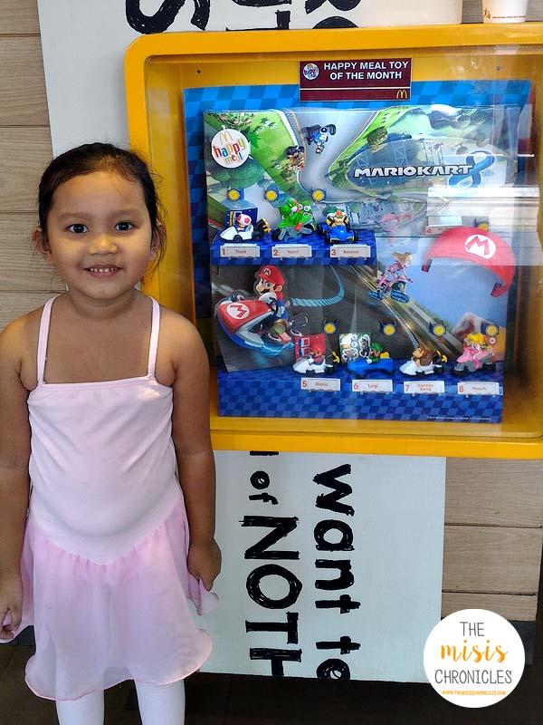 mario kart 8 mcdonalds happy meal philippines