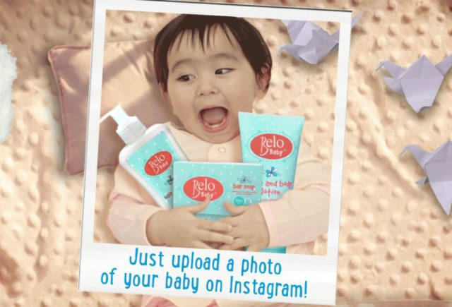 belo baby contest