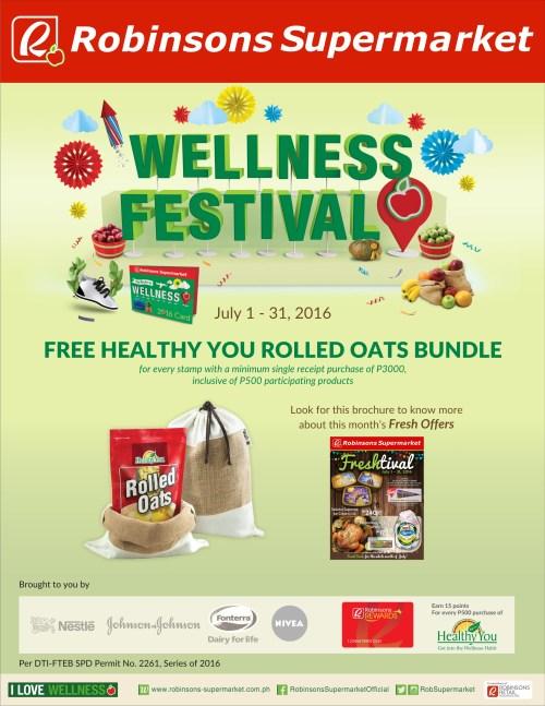 wellness Festival promo