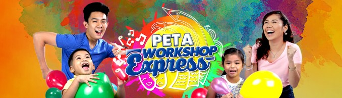 peta theater workshop 2017