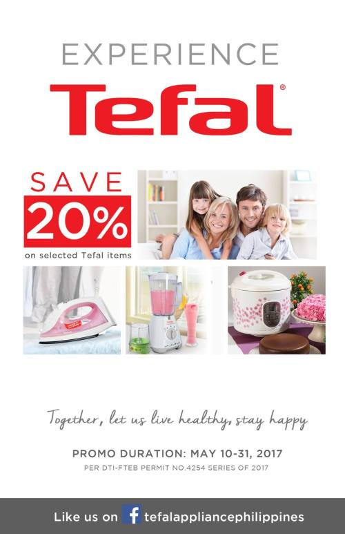 experience tefal