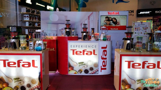 tefal live healthy stay happy