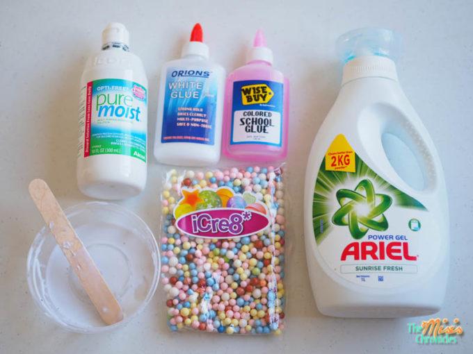 DIY Slime No Borax | The Misis Chronicles