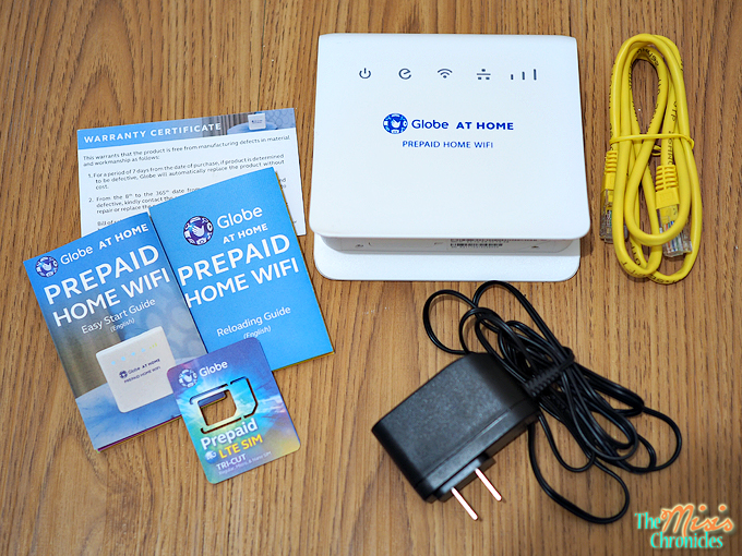 Globe at Home Prepaid Wifi and App Review: A guide for