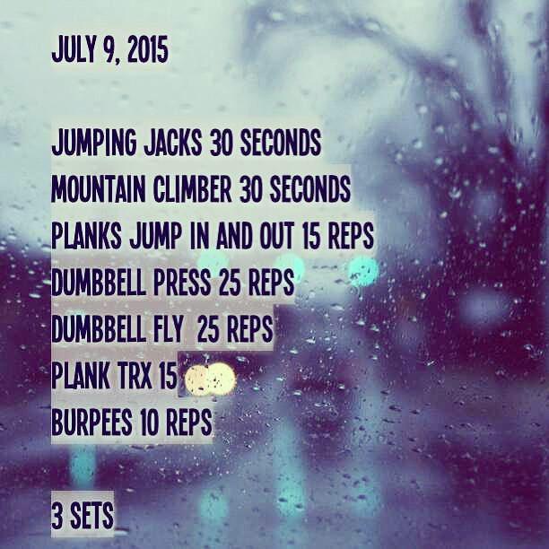 badudets workout1