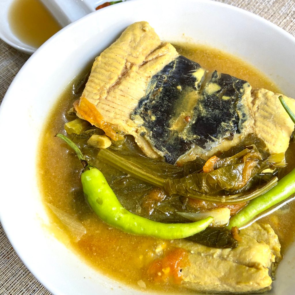 Sinigang Na Bangus Belly Sa Miso Recipe The Misis Chronicles