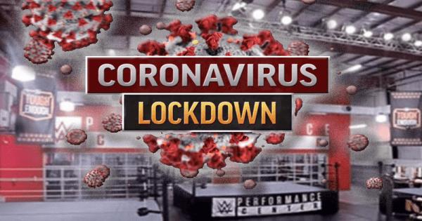 Coronavirus infection lockdown