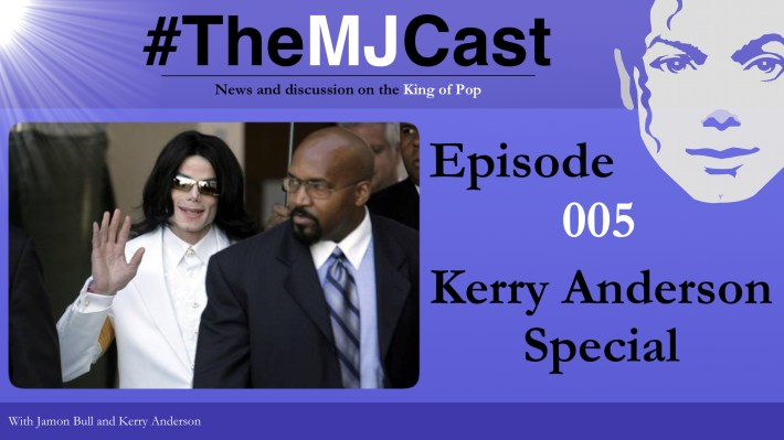 Episode 005 - Kerry Anderson Special YouTube Art