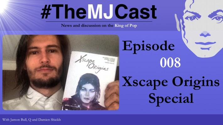 Epiosde 008 - Xscape Origins Special YouTube Art