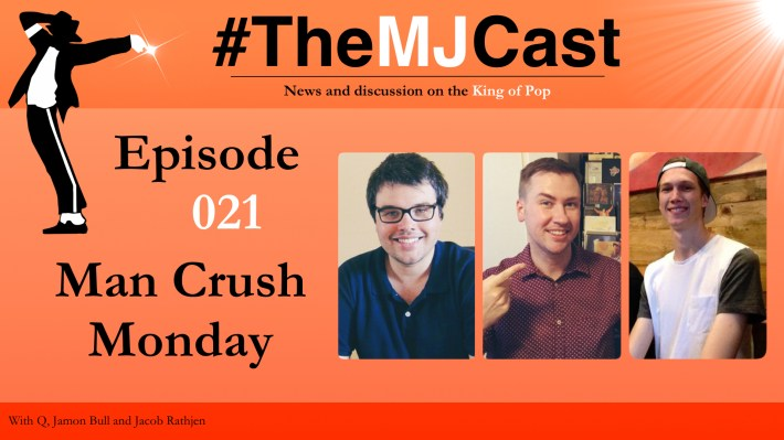 Episode 021 - Mancrush Monday YouTube Art