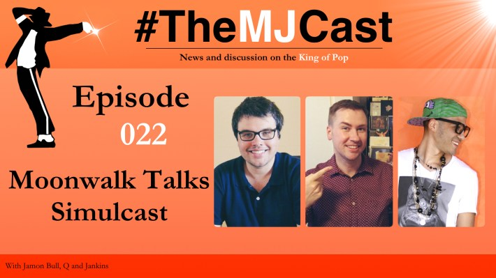 Episode 022 - Moonwalk Talks Simulcast YouTube Art