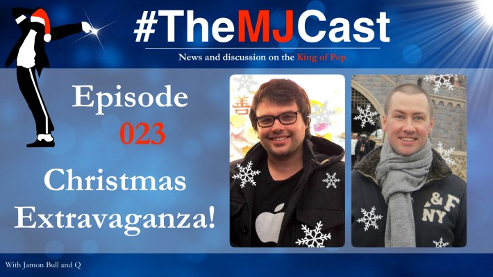Episode 023 - Christmas Extravaganza! YouTube Art