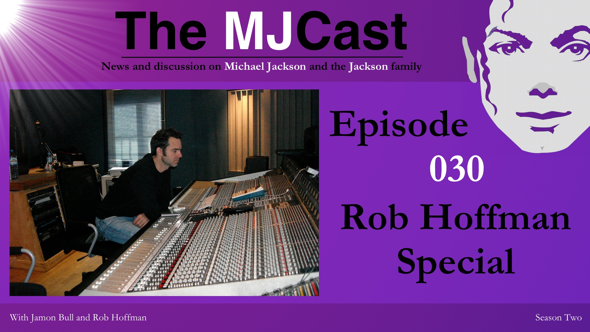 History world tour the mjcast michael jackson collaborator and studio engineer rob hoffman joins us for a conversation on this special episode of the mjcast rob is a producer publicscrutiny