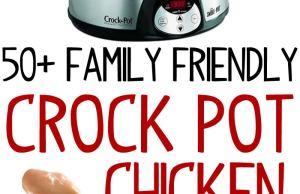 Chicken Crock Pot Recipes