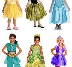 Princess Costumes
