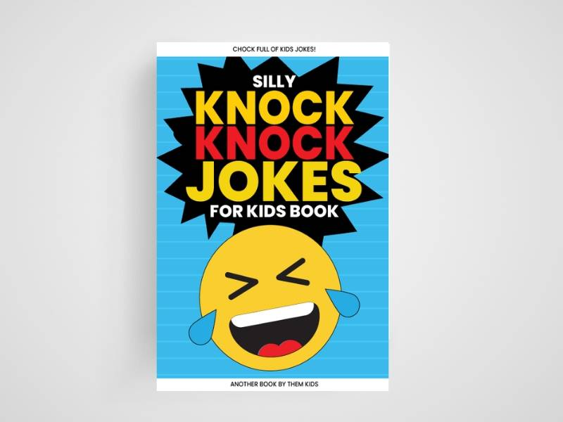 knock knock jokes for kids book
