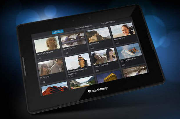 RIM to launch 7 & 10 inch tablets this year