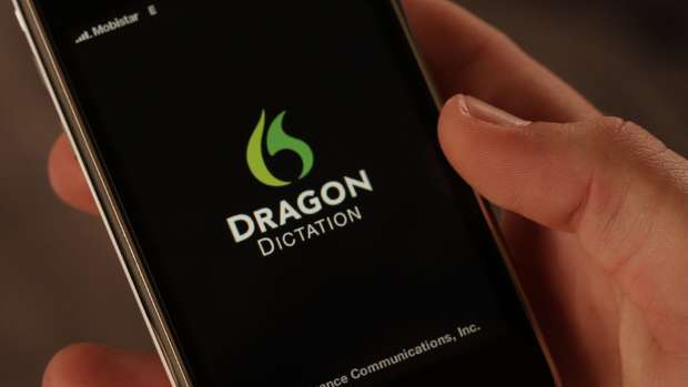Dragon Voice recognition now on PaperPort Notes