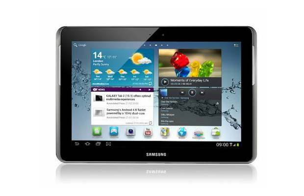 Samsung's new Android ICS tab to cost around Rs 12K