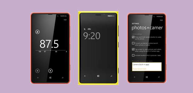 Nokia rolling out Amber update for Lumia phones