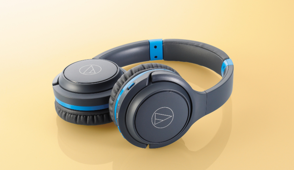 Audio-Technica ATH-S200BT Wireless headphones launched in India for Rs 5,990
