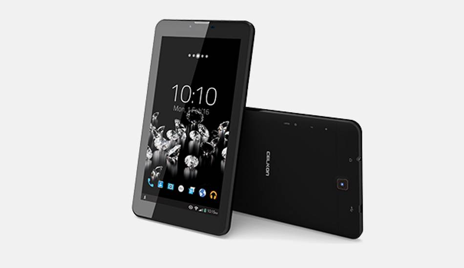 Celkon launches Diamond 4G Tab 7, 4G Tab 8 with Android Lollipop