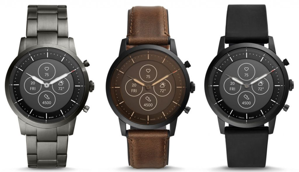 Fossil Hybrid HR Smartwatch launched in India starting at Rs 14,995