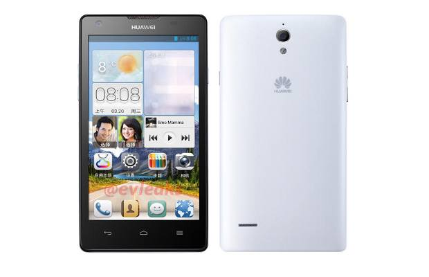 Huawei formally launches Ascend G700 in India; brings 3 more handsets