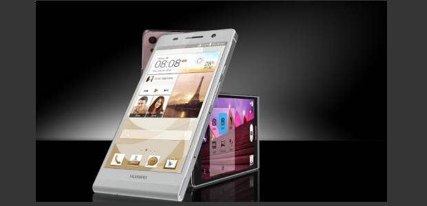 Huawei Ascend P6 launched in India for Rs 30K