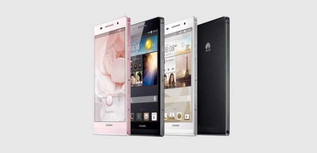 India gets Huawei Ascend Mate, UK gets Ascend P6
