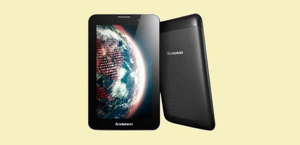 Lenovo Idea Tab A3000 launched for Rs 14,999