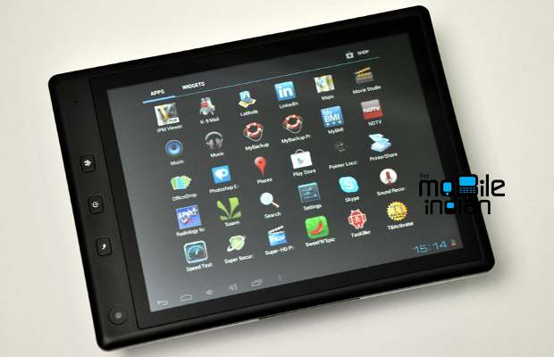 Tablet review: Milagrow TabTop 7.4