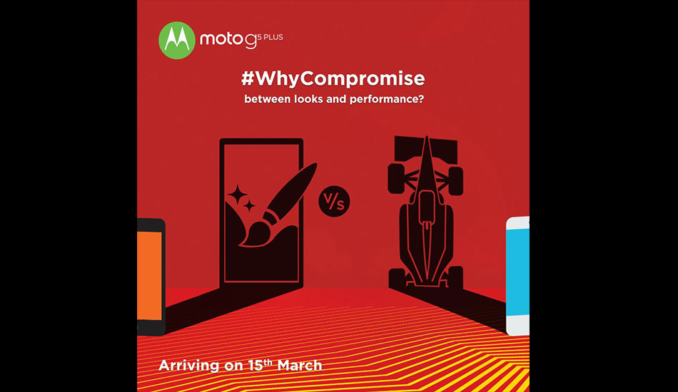 Moto G5 Plus launching in India on March 15, confirms company