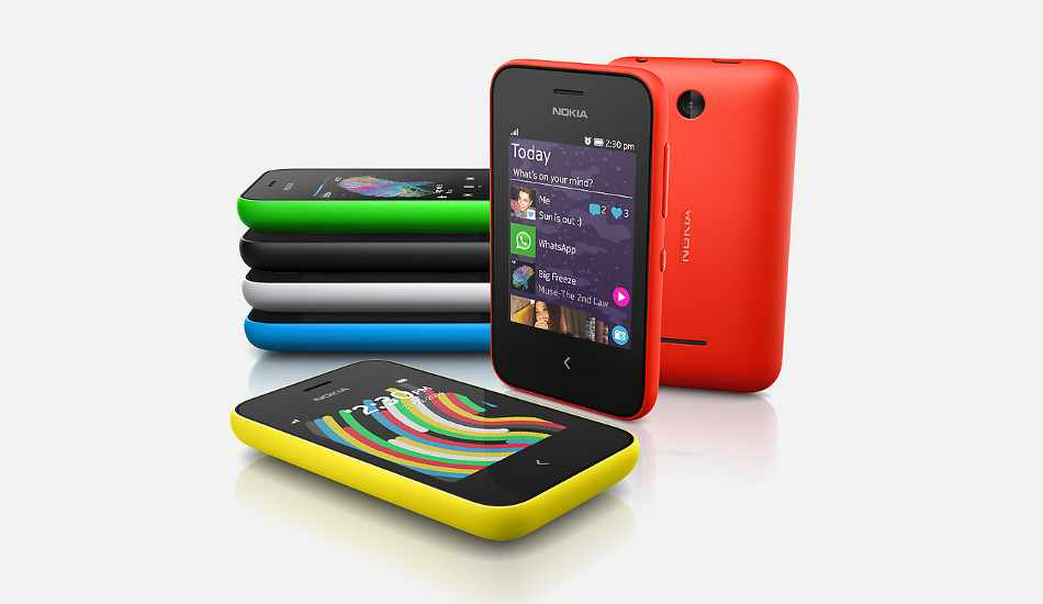 Nokia Asha 230 Dual SIM now available for Rs 3,449