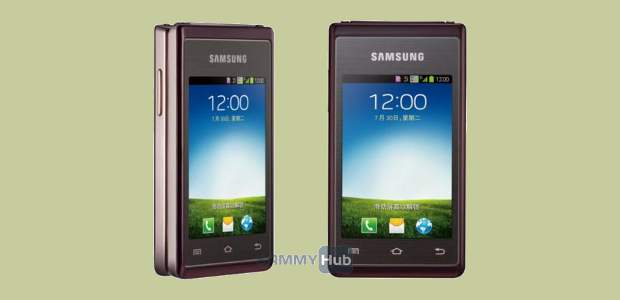 Samsung working on two clamshell Android smartphones