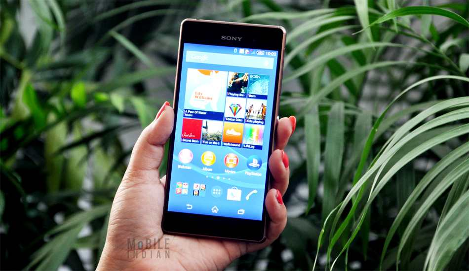 Sony Xperia Z3 launched in India at Rs 51,990, Z3 Compact @ Rs 44,990