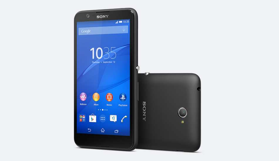 Will Sony Xperia E4 cost about Rs 10,000?