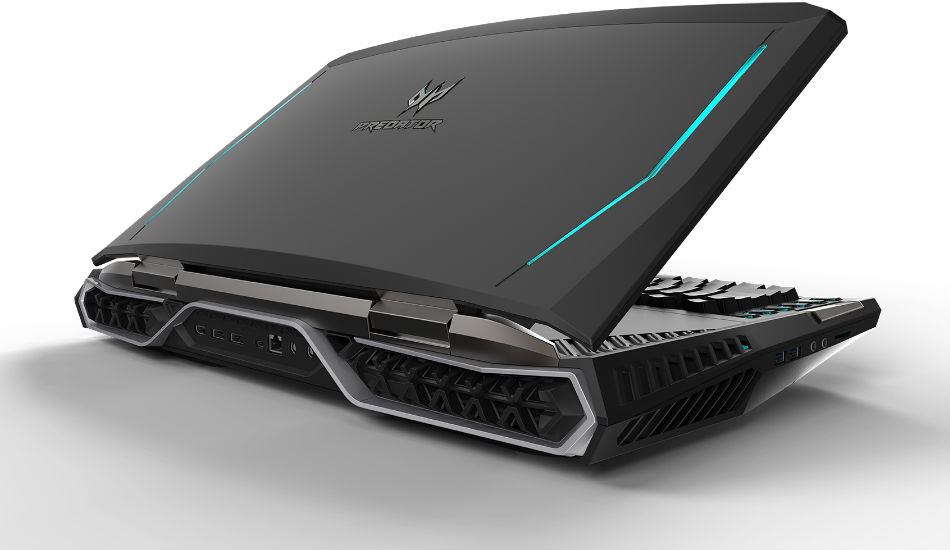 Acer unveils Predator 21 X curved screen gaming laptop in India, the price will stun you!