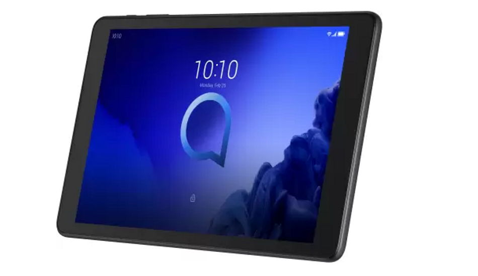 Alcatel 3T 10  tablet launched in India at a starting price of Rs 9,999