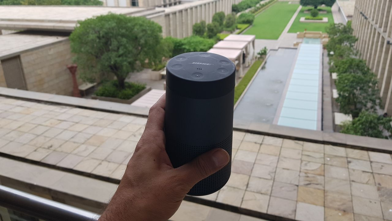 Bose SoundLink Revolve and Revolve+ in Pictures