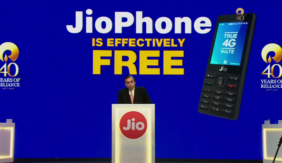 Reliance JioPhone pre-booking starts from August 24: Here's how to book from both online and offline stores
