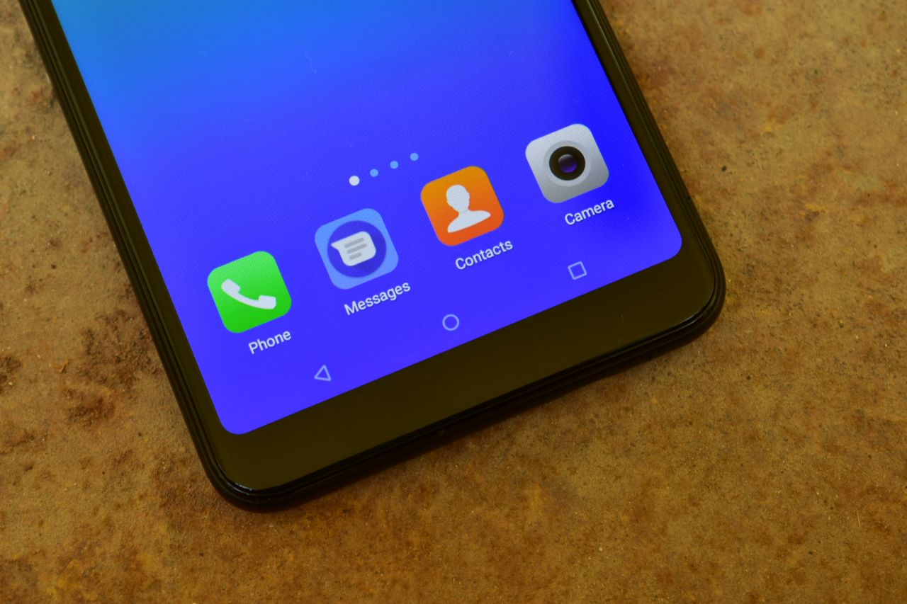 Micromax Canvas Infinity in Pictures