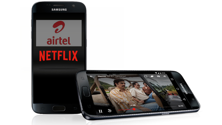 Bharti Airtel partners with Netflix to offer three months of free subscriptions on select plans