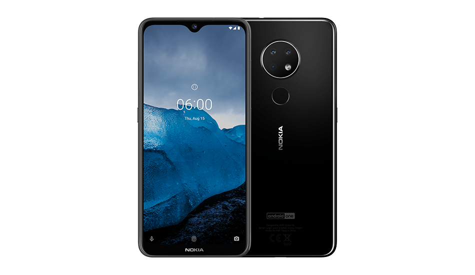 Nokia 6.2 with triple cameras launched in India for Rs 15,999