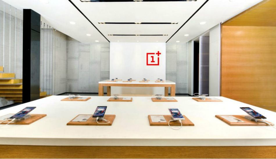 OnePlus to expand its offline presence in India with new retail stores in 10 cities