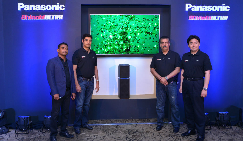 Panasonic launches new 4K Ultra HD TVs and a new sound system, price starts at Rs 78,900