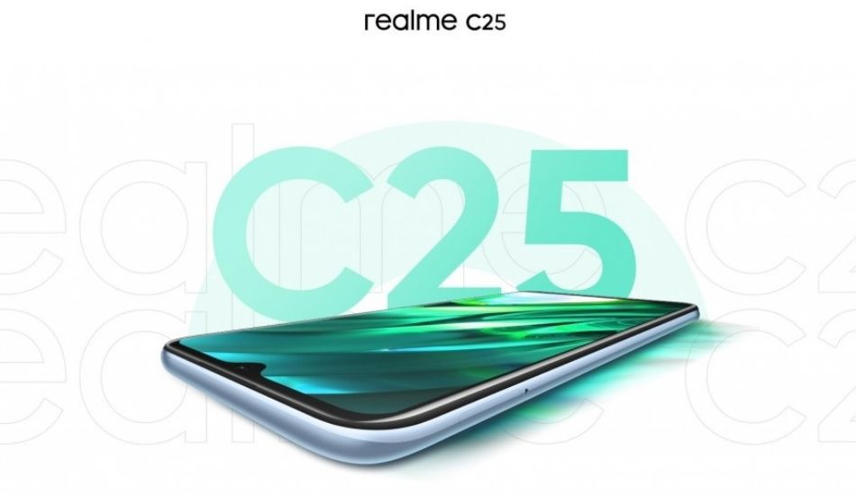 Realme to launch Realme C25 along with Realme C21 on March 23