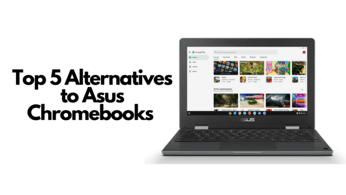 Top 5 Alternatives to Asus