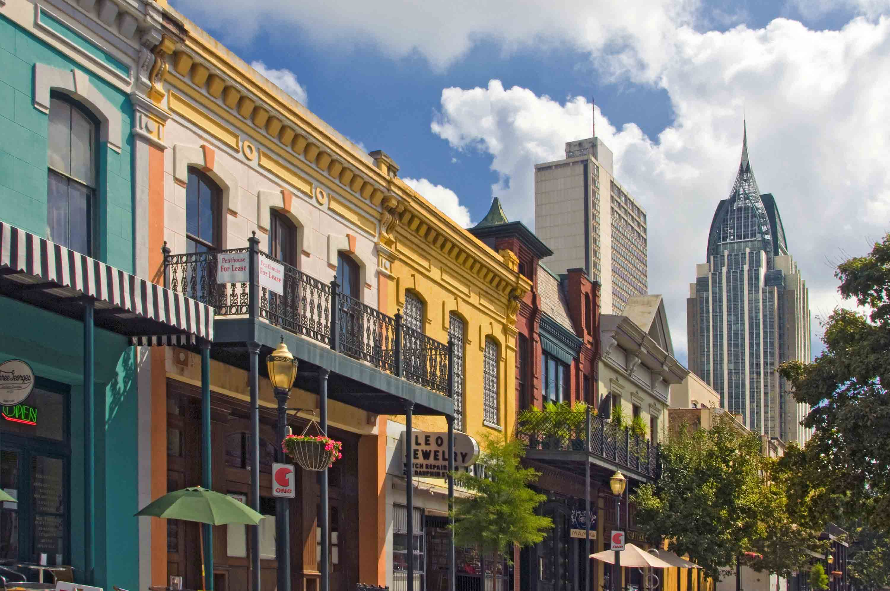 Downtown Restaurants Mobile Al