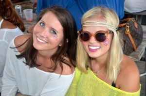 Things to Do in Mobile, AL - July 4 at Flora Bama